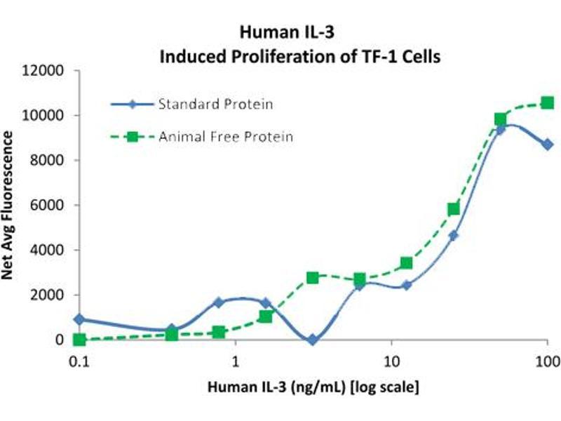 Image no. 2 for Interleukin 3 (IL-3) protein (ABIN6700112)