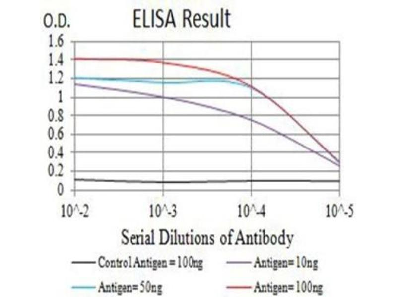 ELISA image for anti-ARP3 Actin-Related Protein 3 Homolog (Yeast) (ACTR3) (AA 287-418) antibody (ABIN5683020)