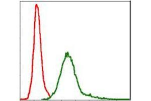 Flow Cytometry (FACS) image for anti-BIRC5 antibody (Baculoviral IAP Repeat-Containing 5) (ABIN969504)