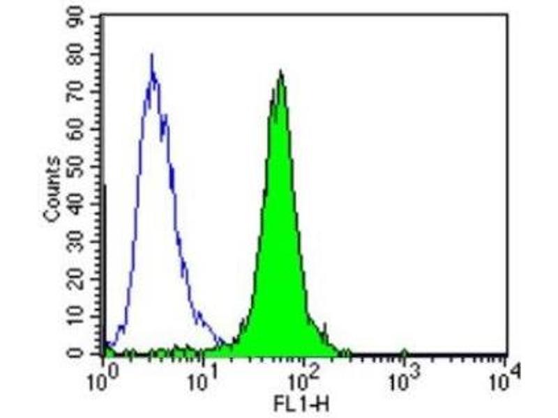 Flow Cytometry (FACS) image for anti-ADP-Ribosylation Factor 1 (ARF1) antibody (ABIN152664)