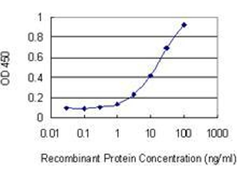 ELISA image for anti-Bromodomain Adjacent To Zinc Finger Domain, 1B (BAZ1B) (AA 1384-1484) antibody (ABIN4948195)