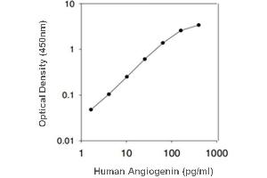 Image no. 1 for Angiogenin, Ribonuclease, RNase A Family, 5 (ANG) ELISA Kit (ABIN3032887)