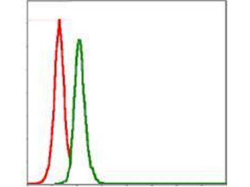 Flow Cytometry (FACS) image for anti-V-Src Sarcoma (Schmidt-Ruppin A-2) Viral Oncogene Homolog (Avian) (SRC) antibody (ABIN969418)