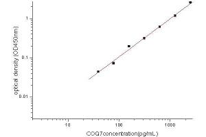 image for Human COQ7 ELISA Pair Set (ABIN2010309)
