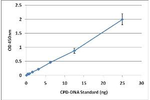 ELISA image for UV-Induced DNA Damage ELISA Kit (ABIN2344965)