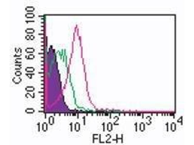 Flow Cytometry (FACS) image for anti-Toll-Like Receptor 6 (TLR6) antibody (ABIN252495)