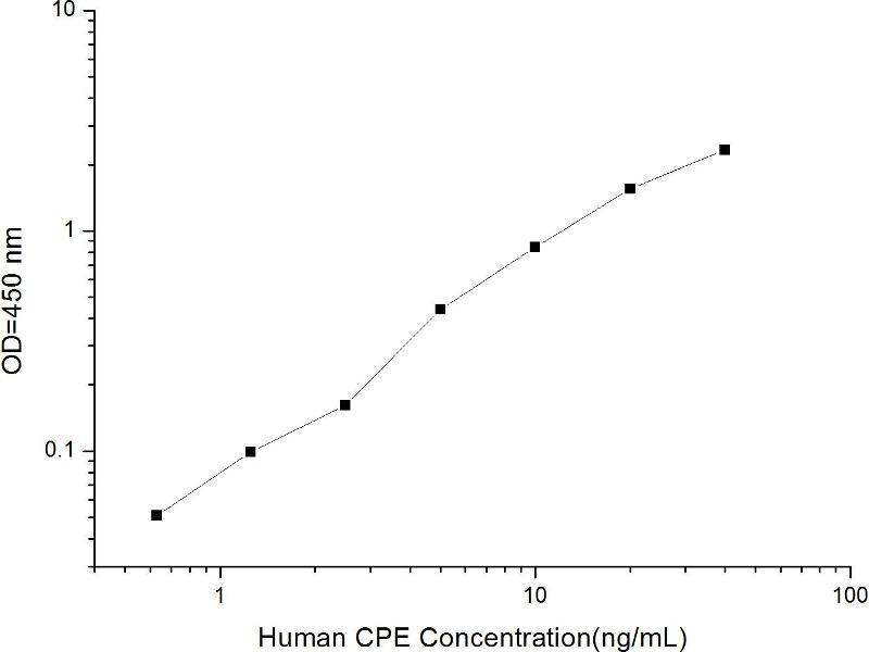 Carboxypeptidase E (CPE) ELISA Kit (2)