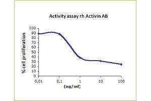 Image no. 1 for Activin AB (ACVAB) (Active) protein (ABIN1019702)