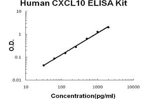 Image no. 1 for Chemokine (C-X-C Motif) Ligand 10 (CXCL10) ELISA Kit (ABIN6719789)