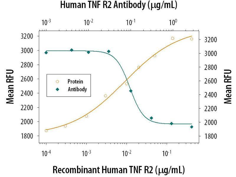 Neutralization (Neut) image for anti-Tumor Necrosis Factor Receptor Superfamily, Member 1B (TNFRSF1B) antibody (ABIN4900867)