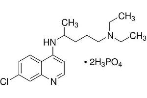 Image no. 1 for Chloroquine diphosphate (ABIN5022347)
